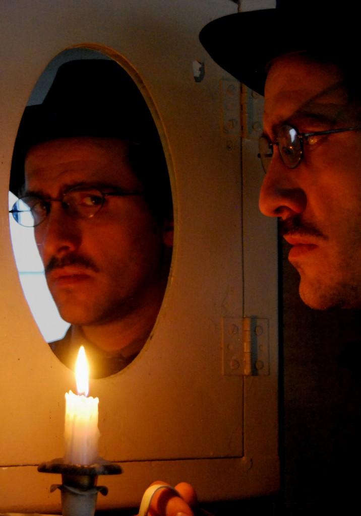 Mystère Pessoa, mort d'un hétéronyme, la pièce de théâtre à découvrir sur lutetiaflaviae.com