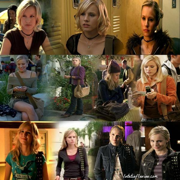 Veronica Mars style : tous les accessoires récurrents de la série sur lutetiaflaviae.com