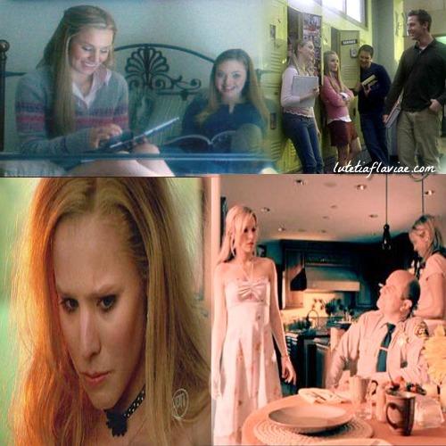 Le style de Veronica Mars dans les flashbacks de la saison 1 sur lutetiaflaviae.com