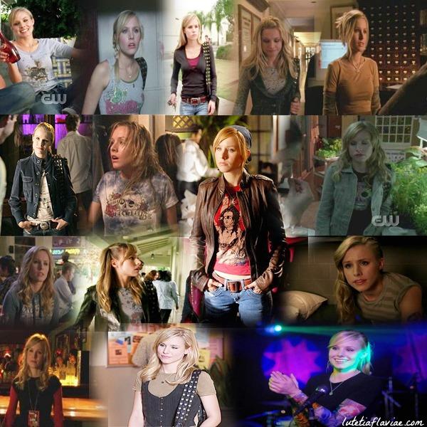 La mode dans la saison 3 de Veronica Mars sur lutetiaflaviae.com