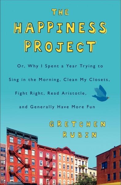 Opération bonheur (The Happiness Project) le livre de Gretchen Rubin pour devenir plus heureux sur lutetiaflaviae.com