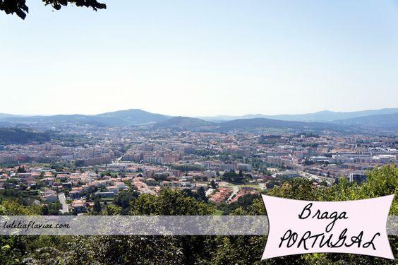Visite du Portugal : Promenade touristique à Braga