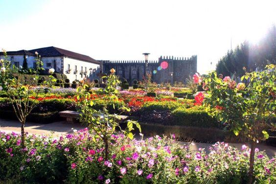 Visite de la ville de Braga au nord du Portugal sur lutetiaflaviae.com