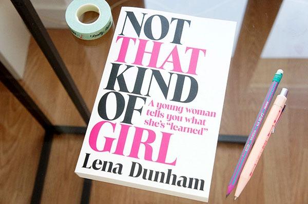 Not that kind of girl de Lena Dunham, le livre de la créatrice de Girls à découvrir sur lutetiaflaviae.com