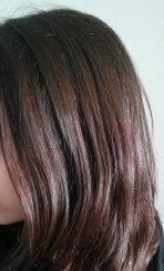 DIY : résultat après une recette pour éclaircir ses cheveux naturellement avec du henné