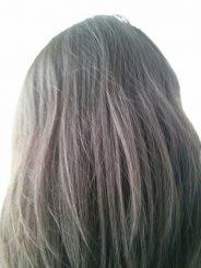 Couleur cheveux au miel