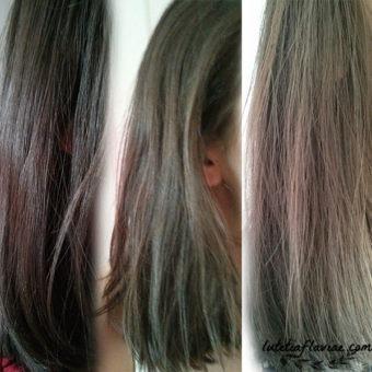 DIY : évolution de la couleur des cheveux en les éclaircissant naturellement