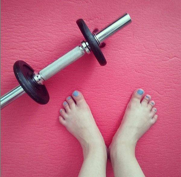 Mon entrainement avec le Bikini Body Guide de Kayla Itsines avis sur lutetiaflaviae.com