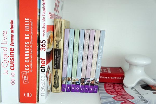 Mes livres de cuisine pour apprendre à cuisiner et garder une alimentation saine. A découvrir sur lutetiaflaviae.com