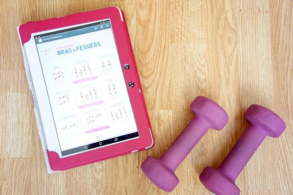 Mon avis sur le Top Body Challenge (TBC) de Sonia Tlev sur lutetiaflaviae.com