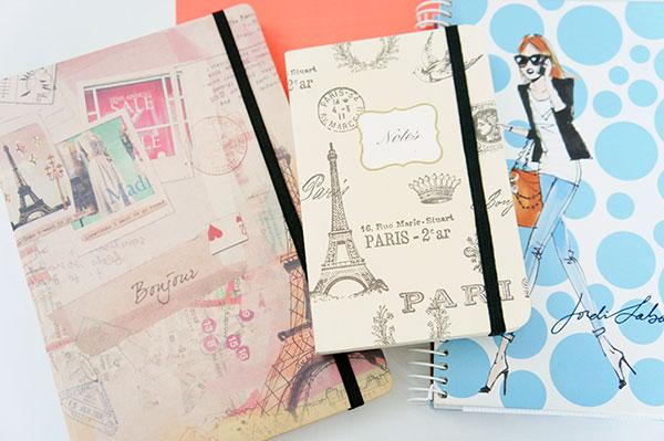 S'inspirer pour se motiver et savoir qu'écrire dans un carnet sur lutetiaflaviae.com