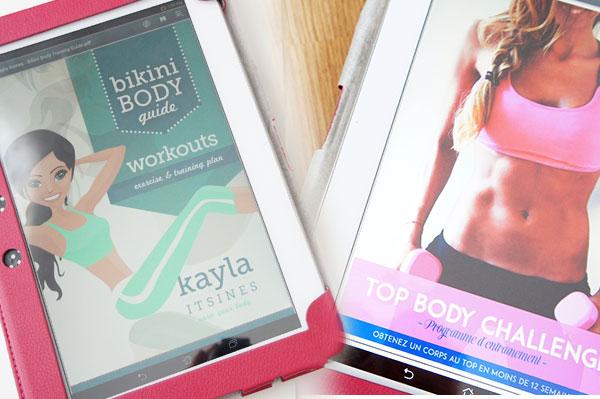 Battle des programmes de fitness : Bikini Body Guide vs Top Body Challenge ! Lequel sera le meilleur ? Découvrez la réponse sur lutetiaflaviae.com
