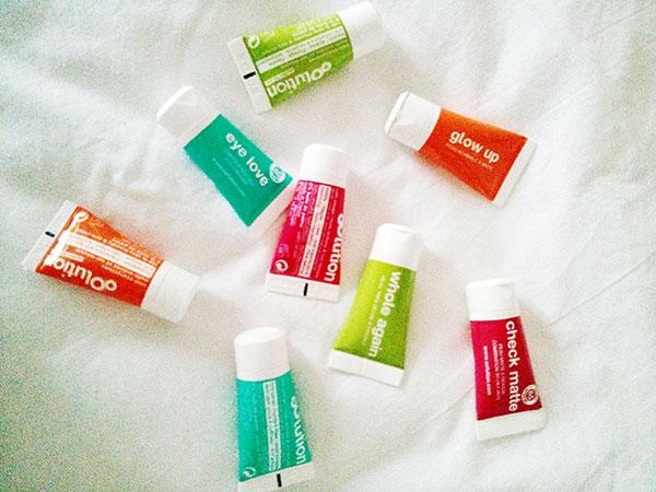Mon avis sur les crèmes et la marque Oolution pour des soins naturels à découvrir sur lutetiaflaviae.com
