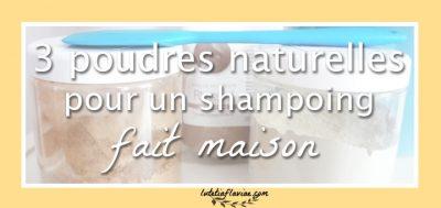 Beauté naturelle : Se laver les cheveux avec un shampoing fait maison