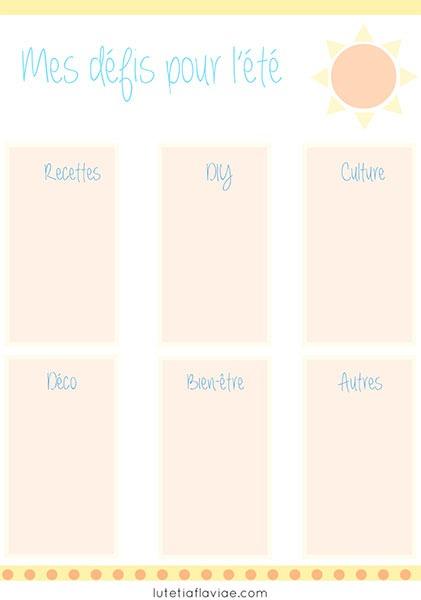 Téléchargez gratuitement ma liste pour noter ce que vous avez envie de faire pendant les vacances d'été en vous abonnant sur lutetiaflaviae.com !