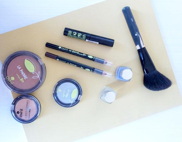 Revue du maquillage bio Avril Beauté ! Lisez mon avis détaillé sur cette marque naturelle et pas chère sur lutetiaflaviae.com