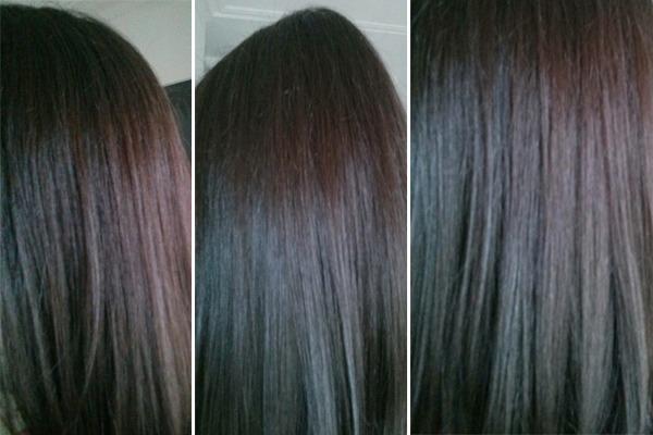 Mon astuce pour rendre les cheveux brillants naturellement grâce au bain d'huile végétale sèche. Pour en savoir plus, lisez mon post sur lutetiaflaviae.com !