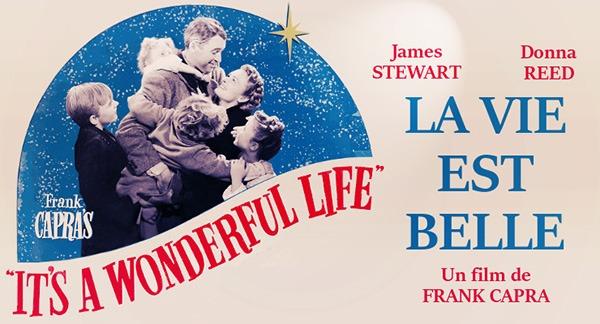 Le film La Vie est belle (It's a wonderful life) - 1946 montre des éléments de la loi de l'attraction en donnant se concentrant sur la gratitude. Cliquez sur lutetiaflaviae.com pour en savoir plus !