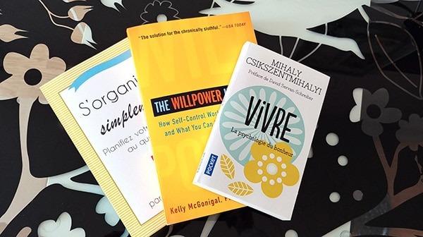 Les meilleurs livres pour mieux s'organiser au quotidien, gérer ses priorités, son temps et devenir plus efficace. Découvrez-les sur lutetiaflaviae.com !