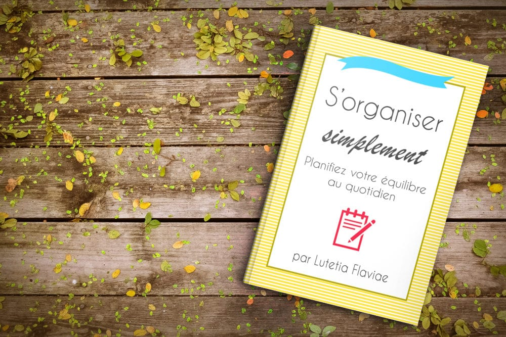S'organiser simplement est un livre pour mieux s'organiser au quotidien ! Toutes les astuces pour gérer son temps, devenir plus efficace, déterminer ses priorités, optimiser son énergie, réduire la procrastination, rester motivé, créer des habitudes et atteindre ses objectifs ! Découvrez-le sur lutetiaflaviae.com !