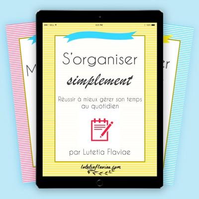 S'organiser simplement est une méthode d'organisation holistique disponible ebook avec plusieurs bonus tels que le planner minimaliste et des infographies. Découvrez-le pour mieux vous organiser dès maintenant sur lutetiaflaviae.com