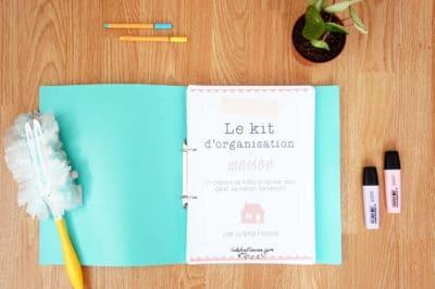 Le Kit d'Organisation Maison est un ensemble d'imprimables pour gérer sa maison facilement. Il vous permettra de mener vos projets, atteindre vos objectifs et évaluer vos progrès que ce soit dans vos tâches ménagères comme dans votre organisation personnelle. Découvrez-le sur lutetiaflaviae.com !