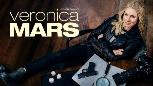 Affiche de la saison 4 de Veronica Mars diffusée sur Hulu. Découvrez mon avis sans se faire spoiler et s'il faut la regarder sur lutetiaflaviae.com