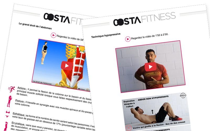 La méthode Strong is the New Sexy détaille comment perdre du poids de manière saine grâce à des exercices ciblés et un entrainement fitness efficace. Lisez mon avis sur lutetiaflaviae.com