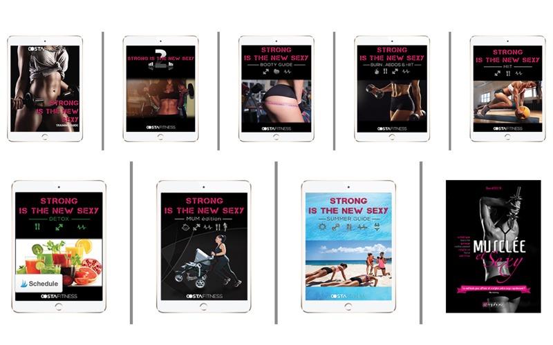La méthode Strong is the New Sexy sert à affiner la silhouette en trouvant un programme fitness pour femme adapté à ses besoins. Découvrez mon avis sur l'ebook au format PDF Burn sur lutetiaflaviae.com
