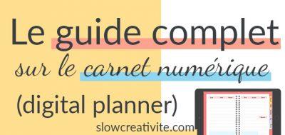 Organisation : Le guide complet sur le cahier numérique